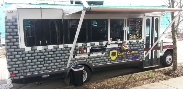 Castle Cauldron...Portland Oregon's premier mobile kitchen and catering